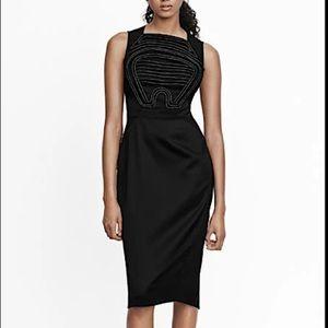 H&M Conscious Collection 'Apunda' Beaded Dress